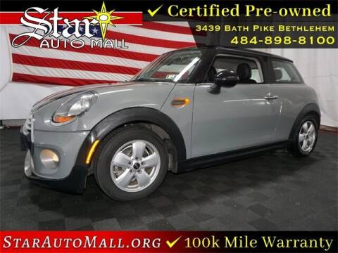 2015 MINI Hardtop 2 Door for sale at STAR AUTO MALL 512 in Bethlehem PA