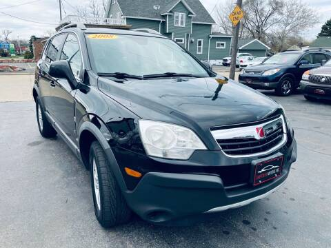 2008 Saturn Vue for sale at SHEFFIELD MOTORS INC in Kenosha WI