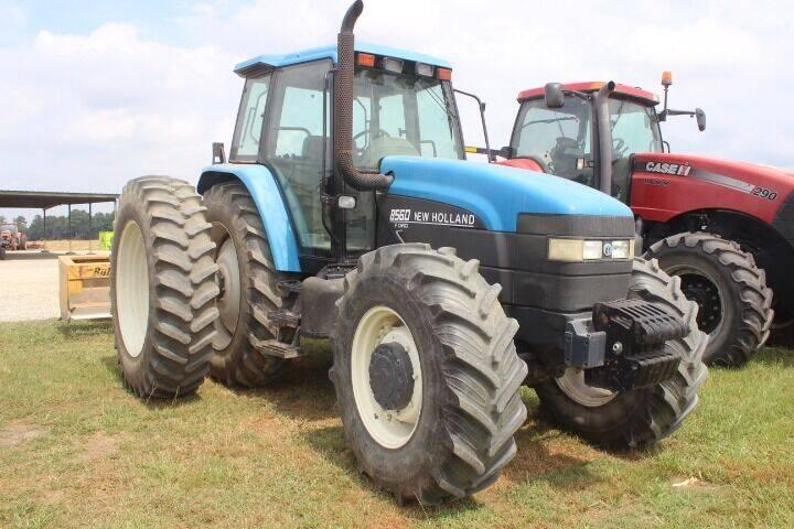 1998 New Holland 8560 for sale at Vehicle Network - Suttontown Repair Service in Faison NC
