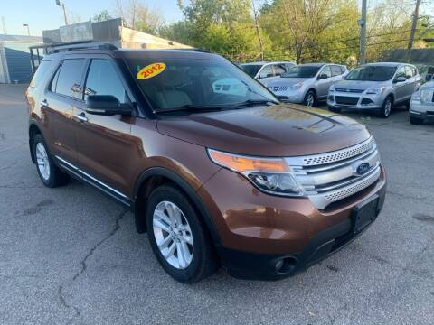 2012 Ford Explorer for sale at LexTown Motors in Lexington KY