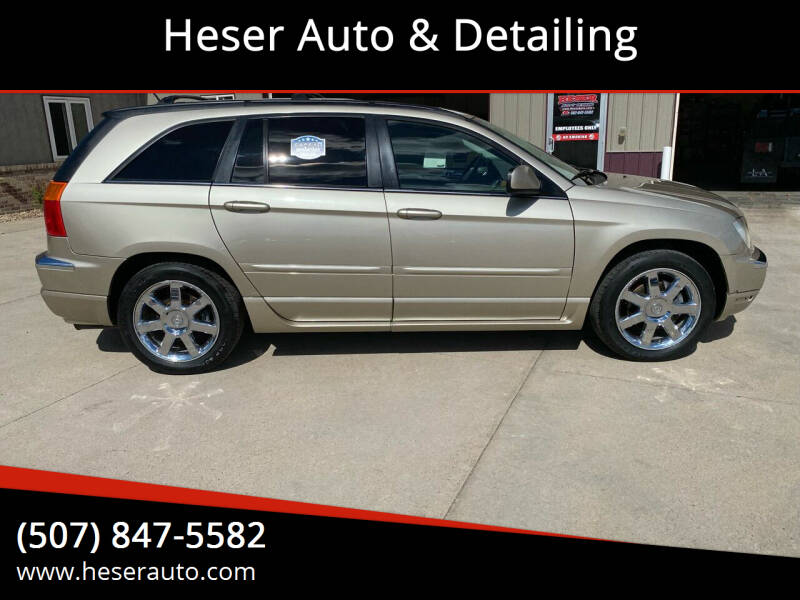 2007 Chrysler Pacifica for sale in Jackson, MN