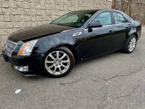2008 Cadillac CTS for sale at J & F Auto Wholesalers in Waterbury CT