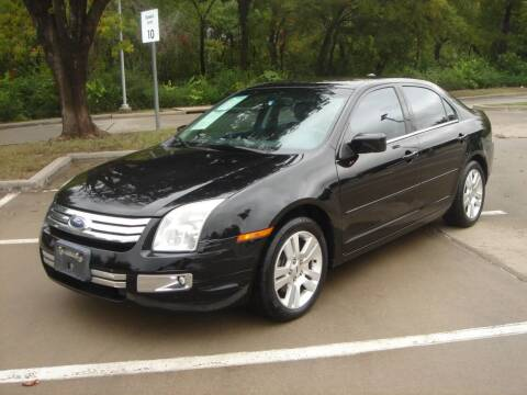 2007 Ford Fusion for sale at ACH AutoHaus in Dallas TX