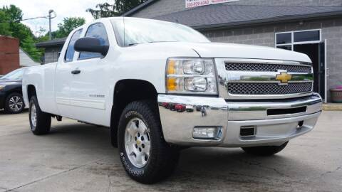 2012 Chevrolet Silverado 1500 for sale at World Auto Net in Cuyahoga Falls OH