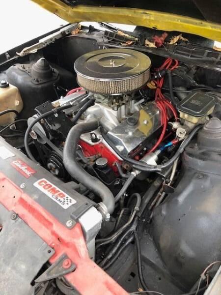 1987 Chevrolet Camaro for sale at ATD of So NY, Inc. in Johnson City NY