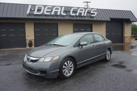 2010 Honda Civic for sale at I-Deal Cars in Harrisburg PA