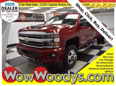 2018 Chevrolet Silverado 3500HD for sale at WOODY'S AUTOMOTIVE GROUP in Chillicothe MO