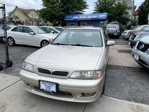 2001 Infiniti G20 for sale at KBB Auto Sales in North Bergen NJ