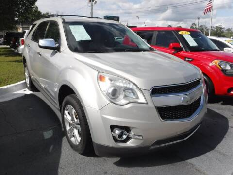 2010 Chevrolet Equinox for sale at Maluda Auto Sales in Valdosta GA