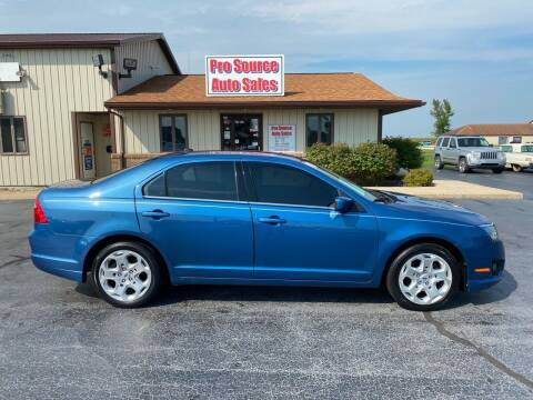 2010 Ford Fusion for sale at Pro Source Auto Sales in Otterbein IN