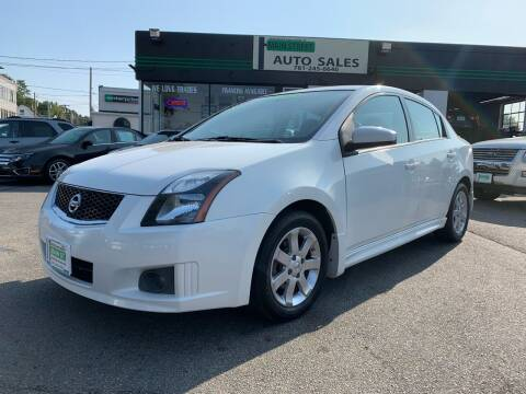 2012 Nissan Sentra for sale at Wakefield Auto Sales of Main Street Inc. in Wakefield MA