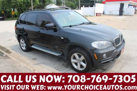2008 BMW X5 for sale at Your Choice Autos in Posen IL