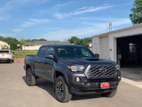 2021 Toyota Tacoma for sale at Rocky Mountain Commercial Trucks in Casper WY