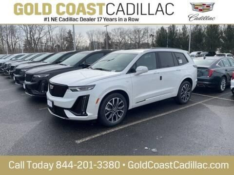2021 Cadillac XT6 for sale at Gold Coast Cadillac in Oakhurst NJ