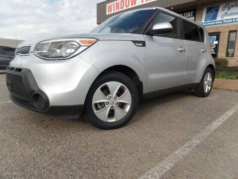 2014 Kia Soul for sale at Flywheel Motors, llc. in Olive Branch MS