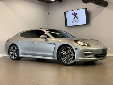 2013 Porsche Panamera for sale at TX Auto Group in Houston TX