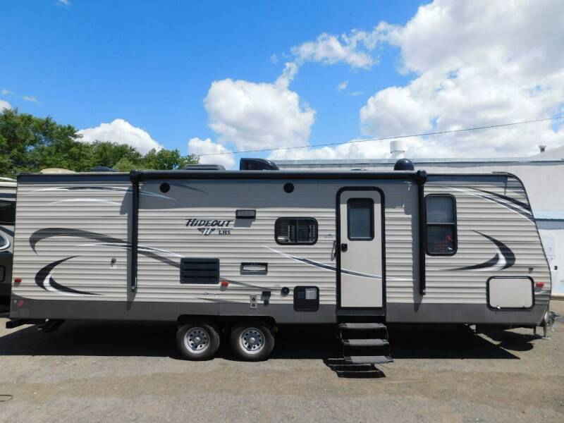 2017 Keystone HIDEOUT for sale at Gold Country RV in Auburn CA