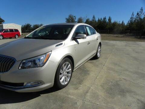 2015 Buick LaCrosse for sale at VANN'S AUTO MART in Jesup GA