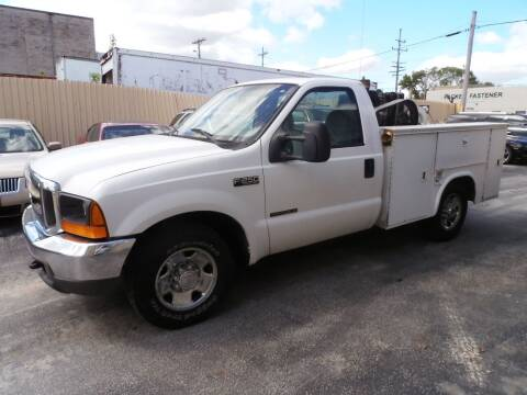 1999 Ford F-250 Super Duty for sale at A-Auto Luxury Motorsports in Milwaukee WI