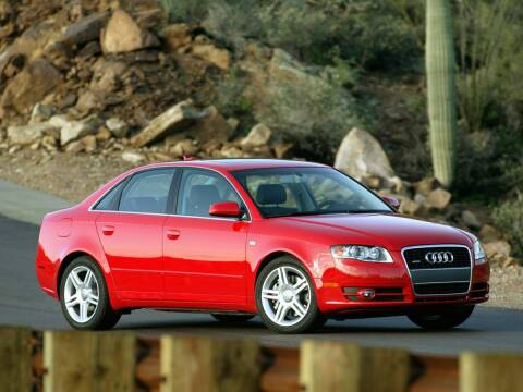 2008 Audi A4 for sale at Mercedes-Benz of North Olmsted in North Olmstead OH