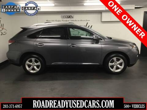 2013 Lexus RX 350 for sale at Road Ready Used Cars in Ansonia CT