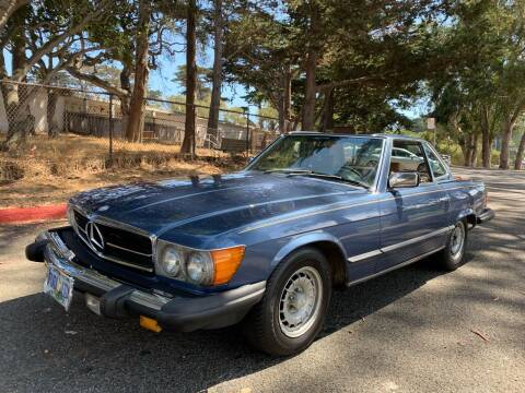 1982 Mercedes-Benz 380-Class for sale at Dodi Auto Sales in Monterey CA