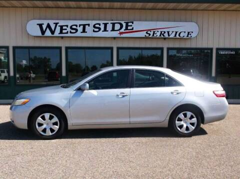2007 Toyota Camry for sale at West Side Service in Auburndale WI
