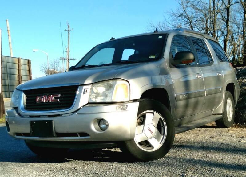 2004 GMC Envoy XUV for sale at Abingdon Auto Specialist Inc. in Abingdon VA