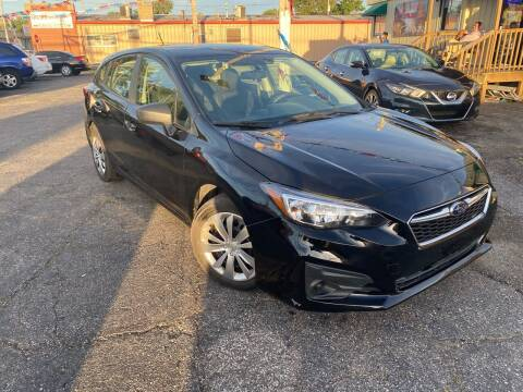 2018 Subaru Impreza for sale at Some Auto Sales in Hammond IN