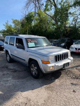 2008 Jeep Commander for sale at Big Bills in Milwaukee WI