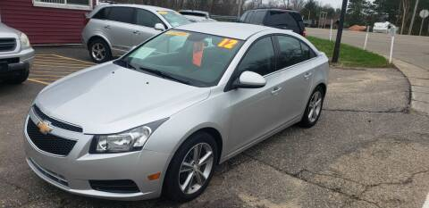 2012 Chevrolet Cruze for sale at Hwy 13 Motors in Wisconsin Dells WI