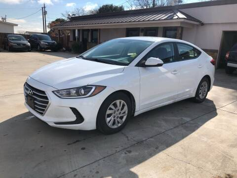 2017 Hyundai Elantra for sale at Texas Auto Broker in Killeen TX