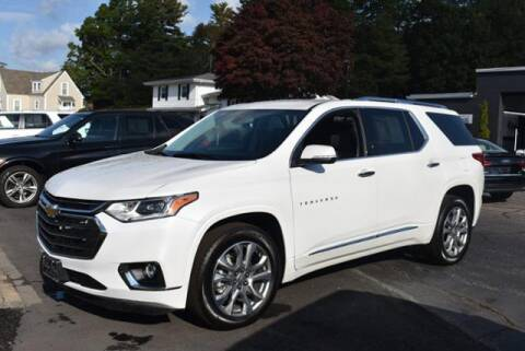 2021 Chevrolet Traverse for sale at AUTO ETC. in Hanover MA