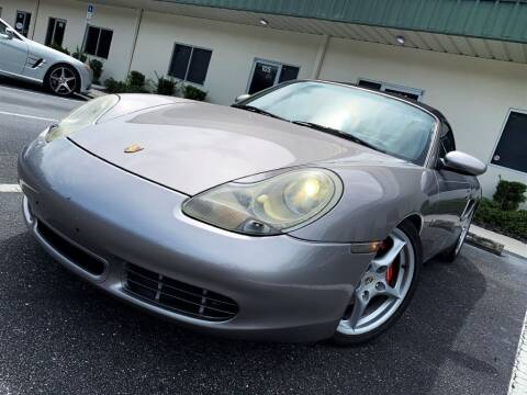 2001 Porsche Boxster for sale at Fisher Motor Group LLC in Bradenton FL
