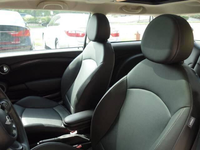 2013 MINI Hardtop Cooper S 2dr Hatchback - Austin TX