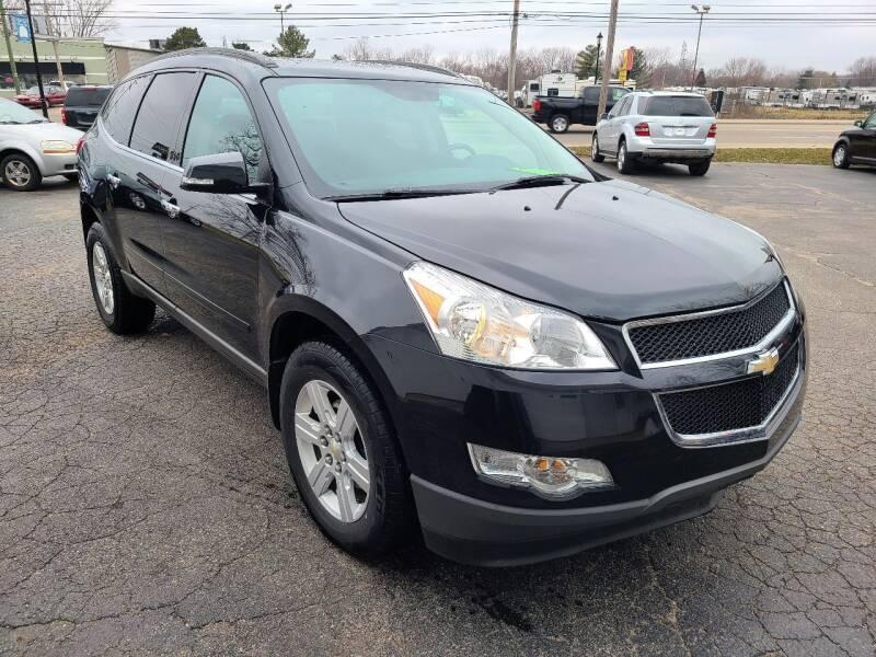 2012 Chevrolet Traverse for sale at Van Kalker Motors in Grand Rapids MI