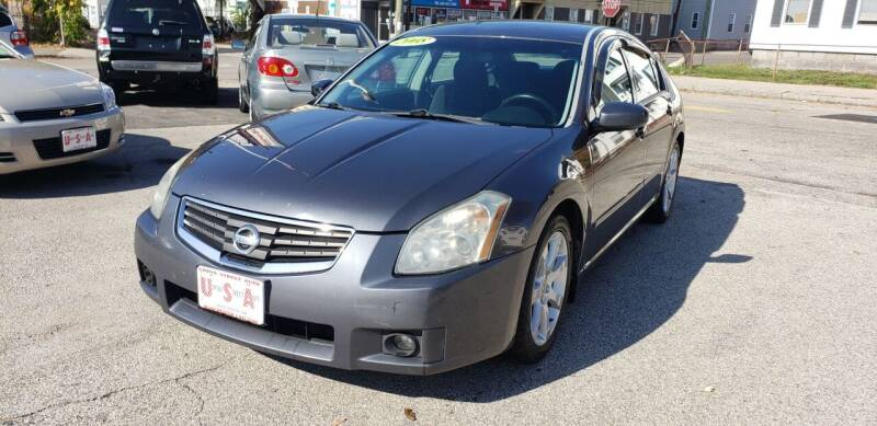 2008 Nissan Maxima for sale at Union Street Auto in Manchester NH