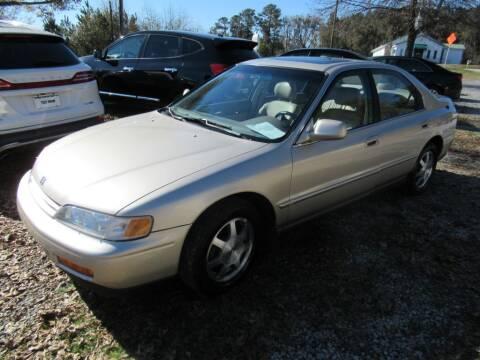 1994 Honda Accord for sale at Dallas Auto Mart in Dallas GA