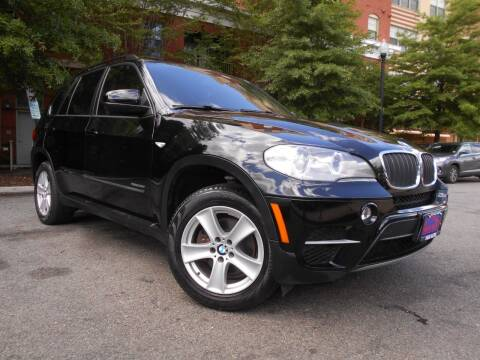 2013 BMW X5 for sale at H & R Auto in Arlington VA