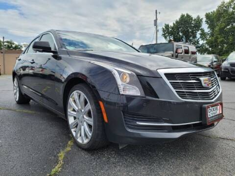 2015 Cadillac ATS for sale at Dixie Automart LLC in Hamilton OH