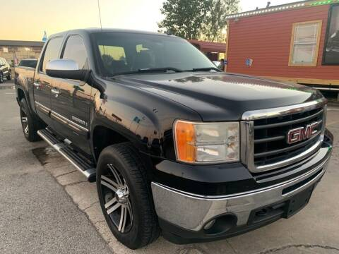 2009 GMC Sierra 1500 for sale at JAVY AUTO SALES in Houston TX