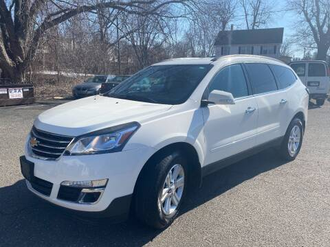 2014 Chevrolet Traverse for sale at East Windsor Auto in East Windsor CT