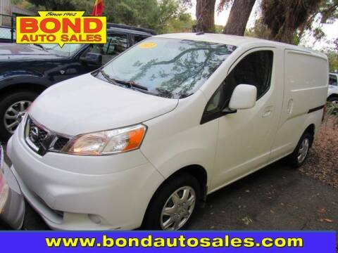 2013 Nissan NV200 for sale at Bond Auto Sales in St Petersburg FL