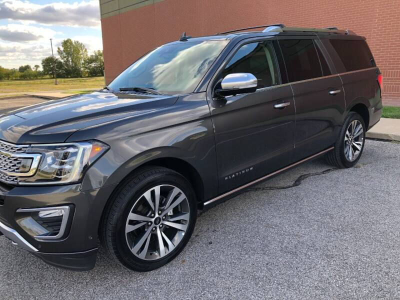2020 Ford Expedition MAX for sale at Teds Auto Inc in Marshall MO