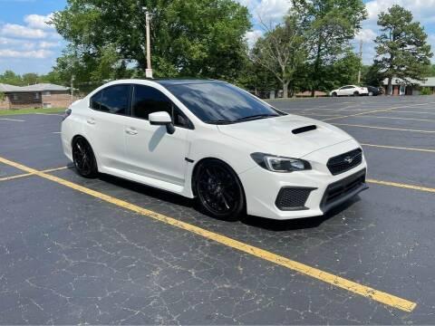 2019 Subaru WRX for sale at Westport Auto in Saint Louis MO