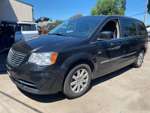 2015 Chrysler Town and Country for sale at Universal Auto Inc in Salem OR