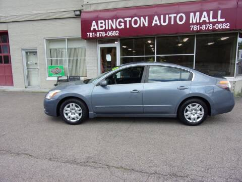 2010 Nissan Altima for sale at Abington Auto Mall LLC in Abington MA