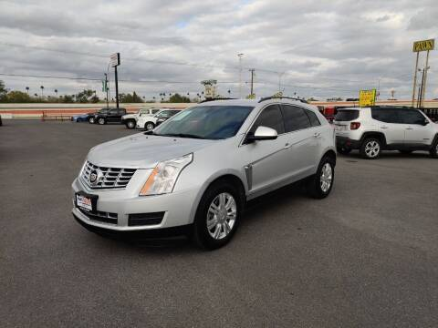 2014 Cadillac SRX for sale at Mid Valley Motors in La Feria TX