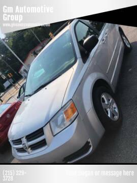 2010 Dodge Grand Caravan for sale at GM Automotive Group in Philadelphia PA