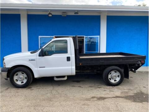 2005 Ford F-350 Super Duty for sale at Khodas Cars in Gilroy CA
